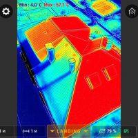 Thermographie sur habitation