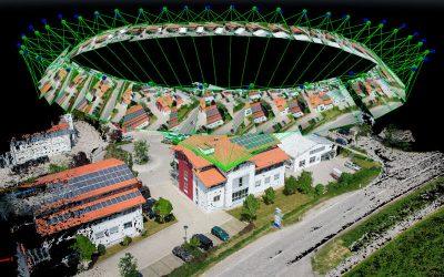 Drone services ac - Modelisation 3D