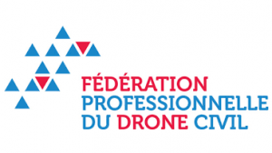 logo federation pro du drone civil